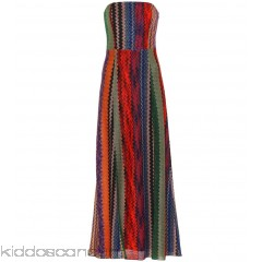 Missoni Strapless striped maxi dress - Womens Maxi Dresses P00299996