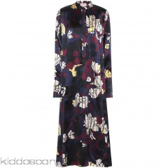 Roksanda Anwyn printed silk dress - Womens Maxi Dresses P00298155