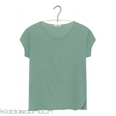 AMERICAN VINTAGE - Women - Fitted round-neck cotton T-shirt COg7UF6d