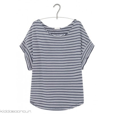 AMERICAN VINTAGE - Women - Striped T-shirt with boat neck masMBsBk