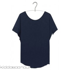 AMERICAN VINTAGE - Women - V-neck cotton T-shirt F1gBLCbq
