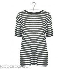 T BY ALEXANDER WANG - Designers - Striped T-shirt J4kuzQt9
