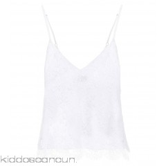 Amiri Lace-trimmed camisole - Womens Sleeveless P00289260