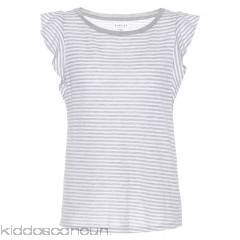 Velvet Margina striped T-shirt - Womens Sleeveless P00305521