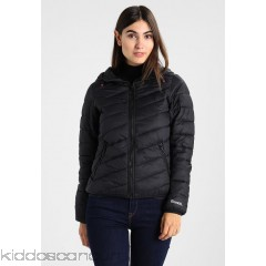 Bench CORE INSULATOR - Light jacket - black beauty - Womens Lightweight Jackets BE621U002-Q11