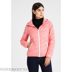 Bench CORE INSULATOR - Light jacket - light pink - Womens Lightweight Jackets BE621U002-J11