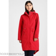 Ilse Jacobsen RAIN - Parka - deep red - Womens Lightweight Jackets IL121U003-G11