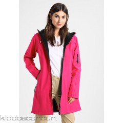 Ilse Jacobsen RAIN - Waterproof jacket - warm pink - Womens Lightweight Jackets IL121U004-J11