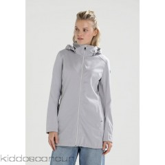 Luhta MIELIKKI - Soft shell jacket - steam - Womens Lightweight Jackets LU941F020-C11