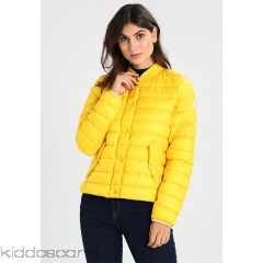 Marc O'Polo JACKET REGULAR LENGTH - Light jacket - lemon taste - Womens Lightweight Jackets MA321U01B-E11