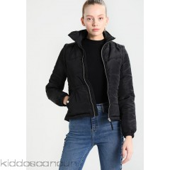 Noisy May NMJOOLS PADDED JACKET - Light jacket - black - Womens Lightweight Jackets NM321U00M-Q11