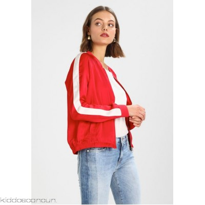 Q/S designed by Bomber Jacket - real red - Womens Lightweight Jackets QS121G035-G11