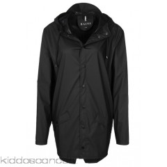 Rains Parka - black - Womens Lightweight Jackets RI021G001-Q11