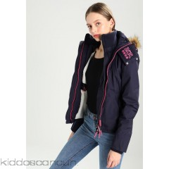 <b>Notice</b>: Undefined index: alt_image in <b>/home/kiddoscancun/public_html/vqmod/vqcache/vq2-catalog_view_theme_cerah_template_product_category.tpl</b> on line <b>73</b>Superdry HOOD SHERPA WIND ATTACKER - Light jacket - deep marine/fluro pink - Womens Lightweight Jackets SU221U000-K11
