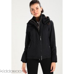 Superdry TECH ZIP  - Summer jacket - black/lurex gemstone - Womens Lightweight Jackets SU221U00C-Q11