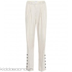 Altuzarra Lidig striped trousers - Womens Wide-leg Trousers P00294459