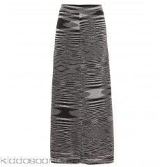 Missoni Striped trousers - Womens Wide-leg Trousers P00299960