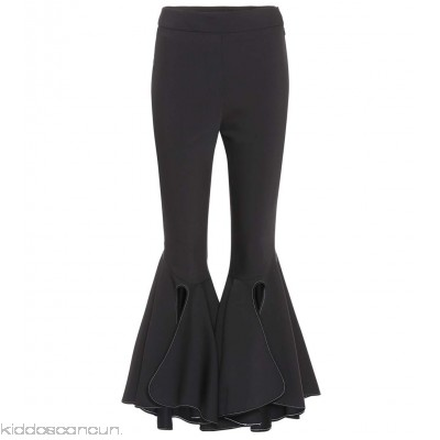 Ellery Ox Bow flared trousers - Womens Straight Trousers P00289054