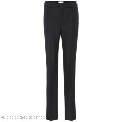 Saint Laurent Wool trousers - Womens Straight Trousers P00263770