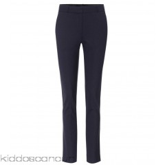 The Row Franklin stretch wool-blend trousers - Womens Straight Trousers P00208313
