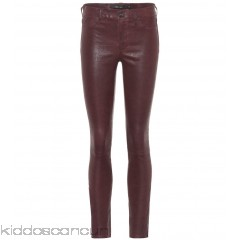 J Brand Super-skinny leather trousers - Womens Skinny Trousers P00307231