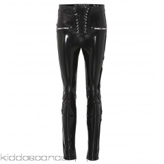 Unravel Faux leather skinny trousers - Womens Skinny Trousers P00305566