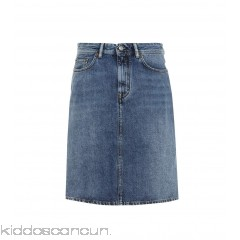 Acne Studios Shadow denim skirt - Womens Mini Skirts P00307511
