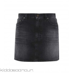 <b>Notice</b>: Undefined index: alt_image in <b>/home/kiddoscancun/public_html/vqmod/vqcache/vq2-catalog_view_theme_cerah_template_product_category.tpl</b> on line <b>73</b>Saint Laurent Denim miniskirt - Womens Mini Skirts P00300406