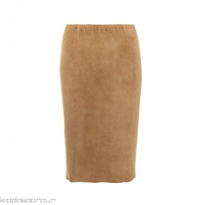 Stouls Gilda suede skirt - Womens Leather Skirts P00314796