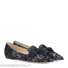 <b>Notice</b>: Undefined index: alt_image in <b>/home/kiddoscancun/public_html/vqmod/vqcache/vq2-catalog_view_theme_cerah_template_product_category.tpl</b> on line <b>73</b>Jimmy Choo Gabie glitter ballerinas - Womens Ballerinas P00299300