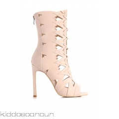 Aziza Bootie - Nude - Womens Boots y42l2uPl