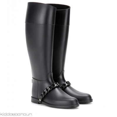 Givenchy Eva Chain rubber boots - Womens Boots P00196123