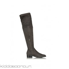 JONAK - Women - Suede soft thigh-high boots dfJnFnMo