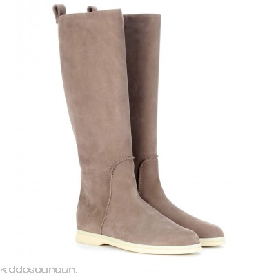 Loro Piana Storm Walk suede boots - Womens Boots P00259502