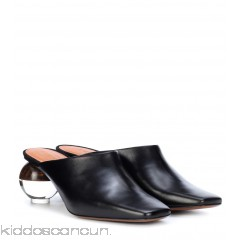 Neous Brassia leather mules - Womens Mules P00289192