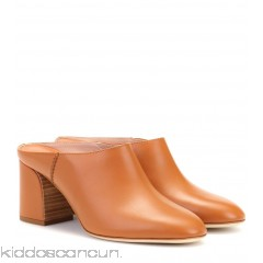 Tod's Leather mules - Womens Mules P00305999