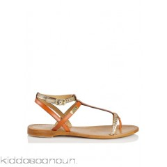 LES TROPEZIENNES - Women - Hilatres toe-post leather sandals uFGEEsrq