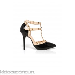 Holla For A Dolla Pump - Black - Womens Heels bcsK3XS6