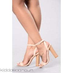 Stomp The Yard Heel - Nude - Womens Heels 8L2uTog7