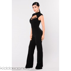 Art Of Persuasion Jumpsuit - Black - Womens Jumpsuits b8KbW3i7