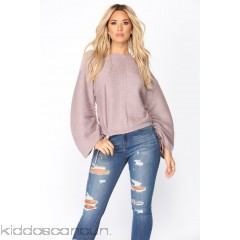 Games We Play Sweater - Lavender - Womens Sweaters BdRJTlpS