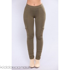 Carmen Ponte Leggings - Olive - Womens Leggings ccW9D8ao