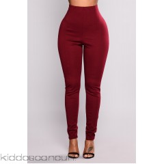 Chrissy High Rise Leggings - Wine - Womens Leggings MVcqHs2M