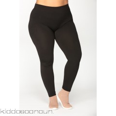New Essential Fleece Leggings - Black - Womens Leggings 3FqsF8hQ