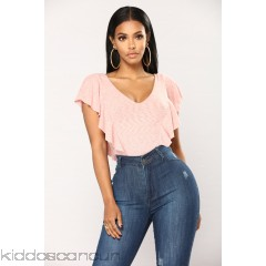 Made Me Do It Top - Mauve - Womens Fashion Tops hqWkGSOD
