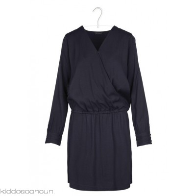 IKKS - Women - Crepe wrap dress MypYBBRY