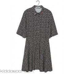 MANGO - Women - Printed shirt dress UeSquDUU