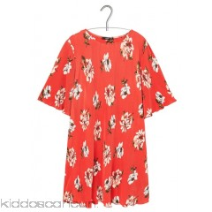 MANGO - Women - Short flower-print dress UAqu49jJ