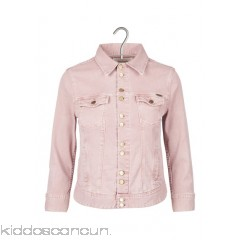 ACQUAVERDE - Women - Carmen fitted buttoned denim jacket ce22rqRo