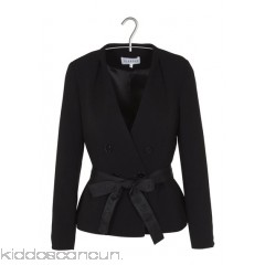 CLAUDIE PIERLOT - Women - Belted short jacket 5pa2hrZG